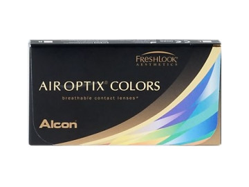 Линзы AIR Optix Colours Brilliant Blue