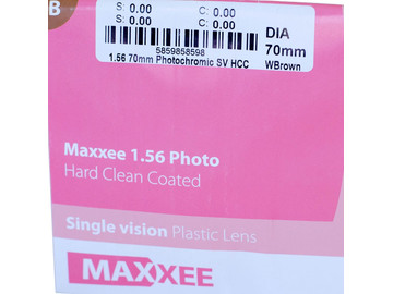 ОЛ SP Maxxee Photo 1.56 Brown HCC