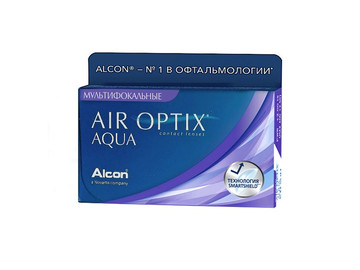 Линзы Air Optix Multifocal 8.6 MED