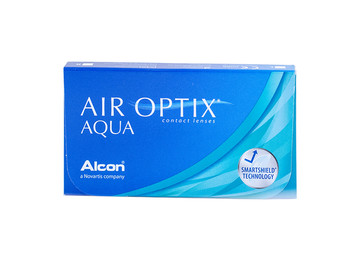 Линзы AIR OPTIX Aqua 8,6