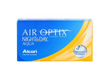 Линзы AIR OPTIX NIGHT&DAY 8,6 3pk